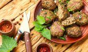 Рецепта за вечеря: Кюфтенца от коприва с млечен сос