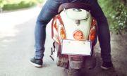 Син кара трупа на майка си на мотопед (ВИДЕО)