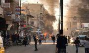 Бомбено нападение срещу военен автобус в центъра на Дамаск