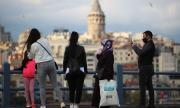Заразените в Турция надхвърлиха 2000 за втори път за седмица