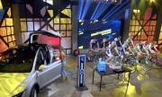 Финландци заредиха Tesla с... въртене на педали (ВИДЕО)