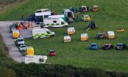 Влак катастрофира в Шотландия, няма пострадали българи