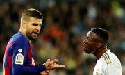 Пике: Винисиус Жуниор беше на крачка от Барселона преди да подпише с Реал
