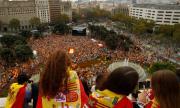 Демонстрации за единство в Испания