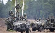 НАТО задейства план за отбрана на Полша и балтийските страни