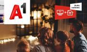 А1 въвежда нова концепция в портфолиото си и също така предлага интернет и телевизия без срочен абонамент на втори адрес
