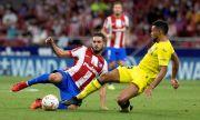 Виляреал изпусна да победи шампиона Атлетико Мадрид
