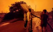 Няма пострадали българи при пожарите в Гърция