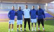 Треньорът на Спартак Варна засипа с похвали новите