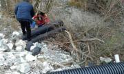 Пуснаха арестуваните за замърсяването на реките Юговска и Чая