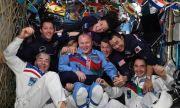 Първата космическа олимпиада е факт