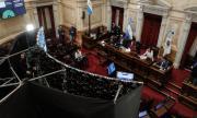 Аржентина с виртуални заседания в сената