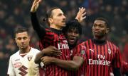 Ибрахимович ще играе поне до 40-годишна възраст за Милан