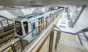 Пускат цялата линия 3 на столичното метро (СНИМКИ)