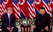 Тръмп изпрати писмо на Ким Чен Ун