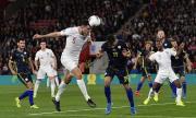 Англия победи Косово в голов трилър