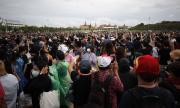 Хиляди протестират в Тайланд