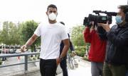 Осъдиха Диего Коста на 6 месеца затвор заради данъци