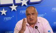 Борисов: Щом Радев види, че си заминава, изважда Рашков