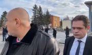 Жена извика ''оставка'', ''кюлчета'' и ''мафия'' на Борисов, той реагира (ВИДЕО)