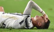 Роналдо изолиран в съблекалнята на Ювентус