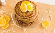 Рецепта на деня: Оризови палачинки с банан