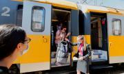 Два влака се сблъскаха в Чехия