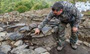 Откриха зазидани човешки останки край Кокаляне