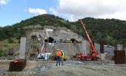 """Прокопаха 800 метра от тунел """"Железница"""", догодина трябва да е готов (СНИМКИ)"""