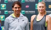 Шарапова е била проверявана 12 пъти за допинг миналия сезон, Федерер и Надал - по 29