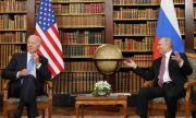 Срещата на годината! Преговорите между Путин и Байдън в тесен формат приключиха (СНИМКИ)