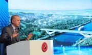 Невероятен лукс в новия дворец на Ердоган