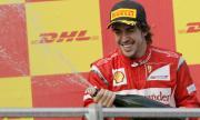 Огромна чест за двукратен световен шампион във Формула 1