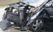 20-годишен водач загина при тежка катастрофа във Врачанско