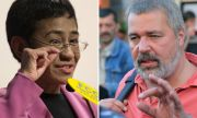 Двама журналисти спечелиха Нобела за мир