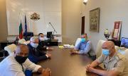 Борисов обсъди с Щаба готовността на болниците за COVID-19