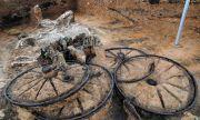 Как бяха откраднати 150 тракийски колесници от България