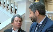 Тошко Йорданов след преговорите с ДБ: Спрете да набутвате ДПС, това ще е правителство на една партия
