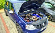 """Продават Dacia Logan с 457 """"коня"""" за 11 хиляди евро"""