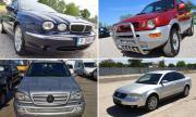 Пазарът на автомобили у нас: 4х4 кола на старо за 5 000 лв. Има ли такава?