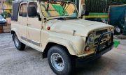 За €20 000 (!) в Италия се продава дизелов УАЗ-469