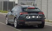 Защо Lamborghini тества Urus с прикрепени микрофони в задната част? (ВИДЕО)