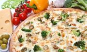 Рецепта на деня: Сочна пица без брашно