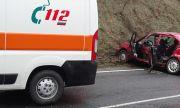 Шестима ранени при тежка катастрофа в Добричко
