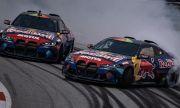 BMW и Red Bull показаха М4 за дрифт с 1050 конски сили (ВИДЕО)