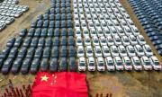 Китайска компания подари на работниците си 4116 нови автомобила