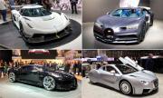 Най-скъпите коли на автосалона в Женева (ЧАСТ I)