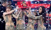 Италианска рок банда спечели голямата награда в Сан Ремо (ВИДЕО)