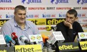 Революционерите във волейбола с официално писмо