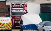 Всички жертви в камиона-ковчег са виетнамци